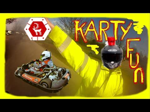 RedRenna: Karting fun, and one wet after Karty Party