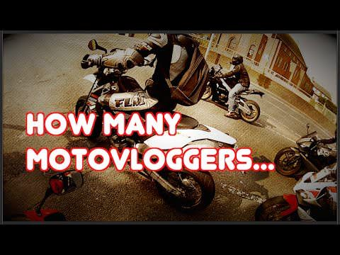 RedRenna: How Many Motovloggers…