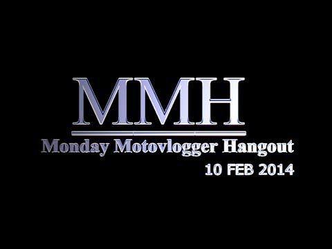 Bran7701: Monday Motovlogger Hangout (10/02/2014)