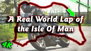 A real world lap of the Isle Of Man TT mountain course – in 4K