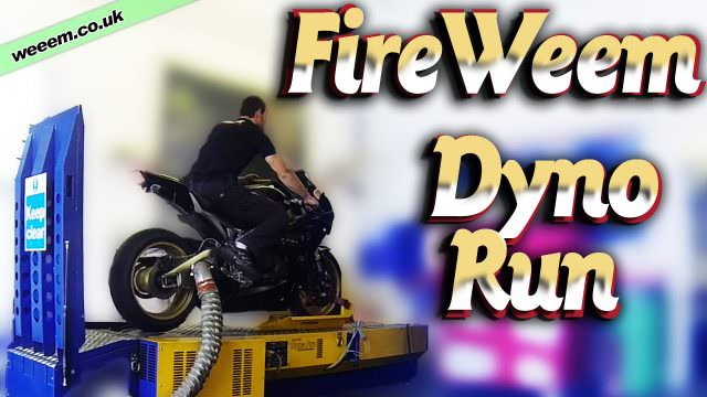 FireWeem Dyno Run