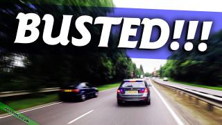 BUSTED!!!  …. by unmarked police