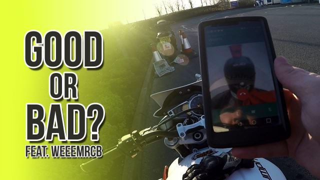 Smo: MOTORCYCLE ELECTRONICS – Are They Good Or Bad? [Dual Vlog]