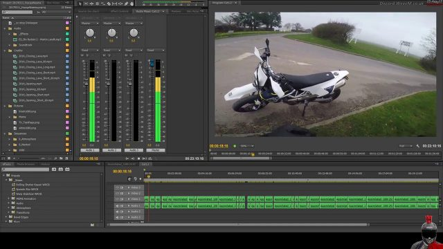 Live Vlog Edit : PremierePro CS6 : #WeemStream [ENG][PC]