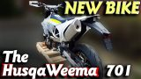 The HusqaWeema – Husqvarna 701 SuperMoto