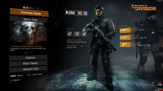 Silent Killer (Division) : #WeemStream [ENG][PC]