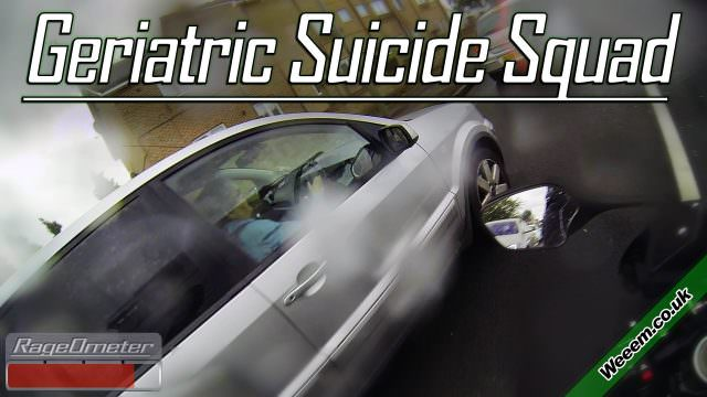 Geriatric Suicide Squad