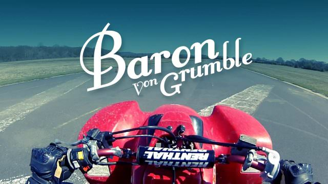 BaronVonGrumble: Wheelie School with Baron