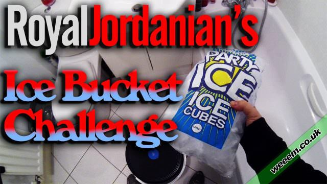 Hands in Ice – The RoyalJordanian Challenge