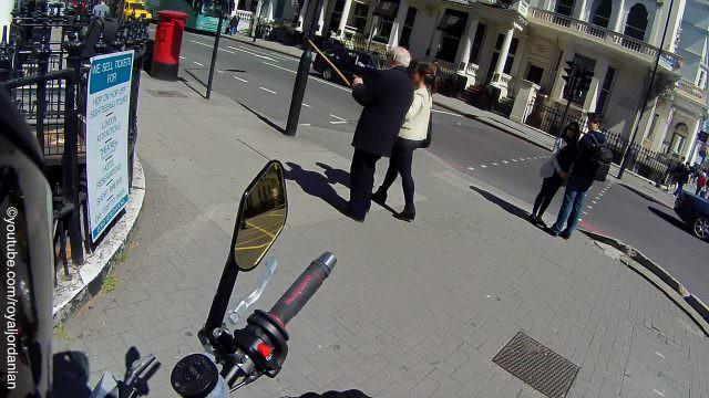 RoyalJordanian: Who says bikers don't care?