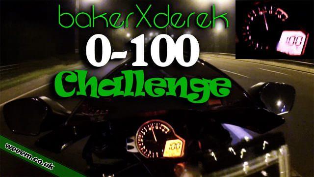 bakerXderek's 0-100 CHALLENGE