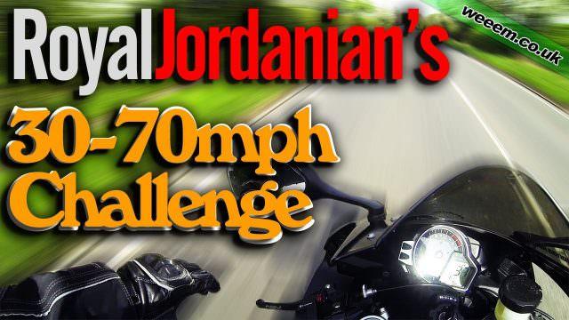 RoyalJordanian 30-70mph Challenge