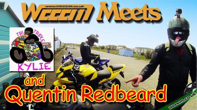 Weem meets Quentin Redbeard and TriTripleKylie