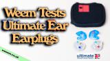 UltimateEar Earplugs