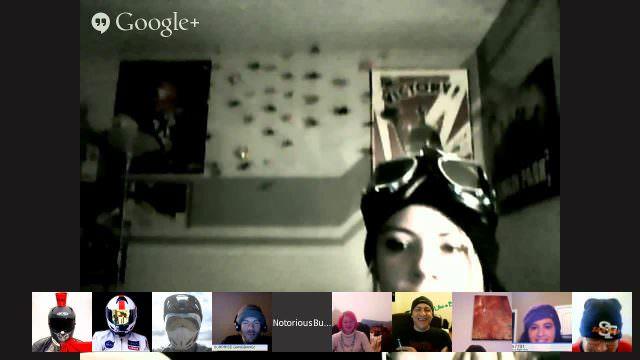 Bran7701: Monday Motovlogger Hangout #436 (17/11/2014)