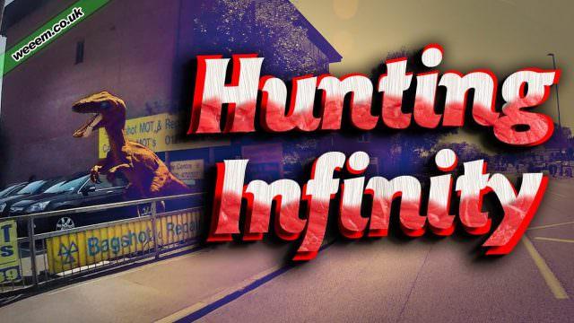 Hunting Infinity