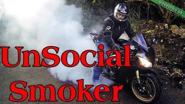 Unsocial Smoking