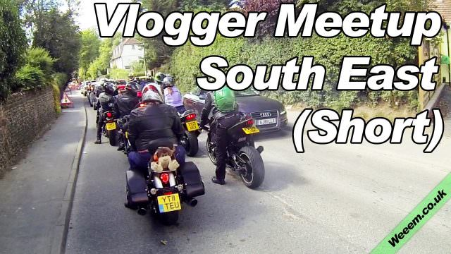 Vlogger meetup (South East)