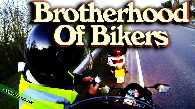 The brotherhood of bikers