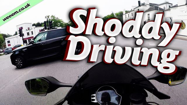 Shoddy Driving
