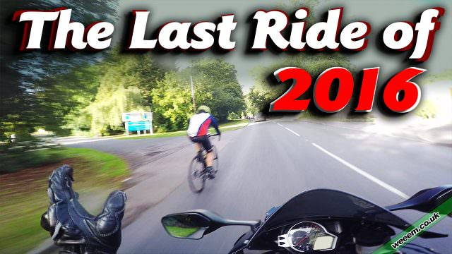 The Last Ride of 2016