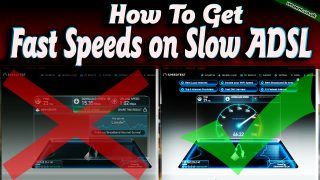 How to YouTube or Twitch stream when you have Cr*ppy ADSL Internet