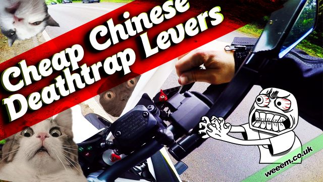 Cheap Chinese DeathTrap Levers…! + Random Chat