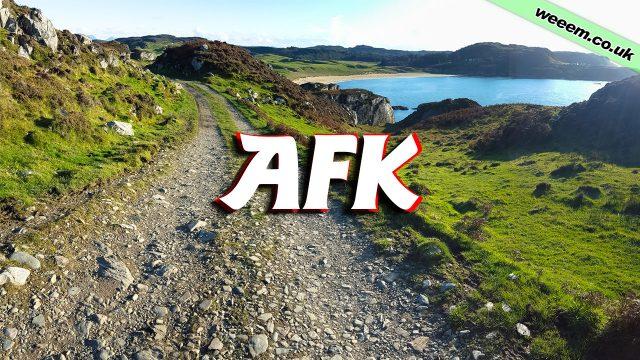 Weem was AFK….
