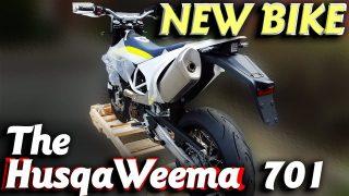The HusqaWeema – Husqvarna 701 SuperMoto