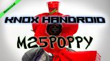 Knox Handroid and M25 Poppy