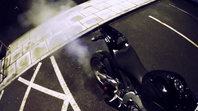 The FireWeem's Exhaust
