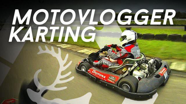 Finnoctane: Motovlogger Go-Karting Grand Prix in 60FPS ft. Red Renna & Weem