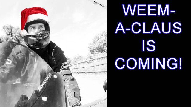iamramekin: [R6] Weem-A-Claus Is Coming To Town!