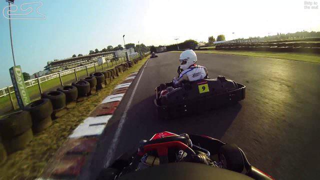Squidding and DMax Karting at Daytona Sandown